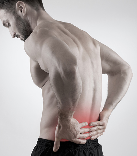 Pain Management Knoxville TN Man With Sciatic Pain